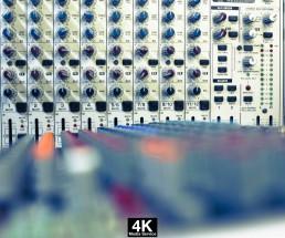 4k Media Service, Operador de cámara, Realización,Audio, Sonido,