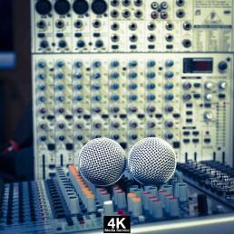 4k Media Service, Operador de cámara, Realización, Sonido,