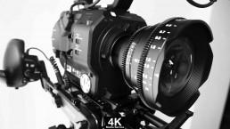 4K Media Service, Contenidos 4k,