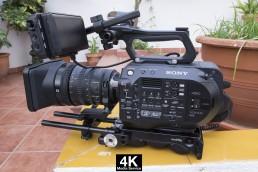 4K Media Service, Contenidos 4k,Trabajos,
