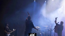 4k Media Service, Operador de Cámara, Conciertos,