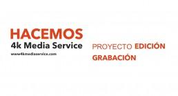 4k Media Service, Operador de Cámara, Hacemos,