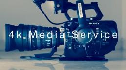 4k Media Service, Redes, Operador de Cámara,