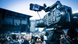 4k Media Service, Conciertos,