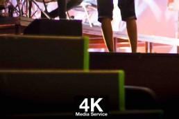 4k Media Service, Eventos,