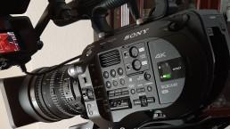 4k Media Service fs7, Sevilla, Operador de Cámara, Nuevos Horizontes,