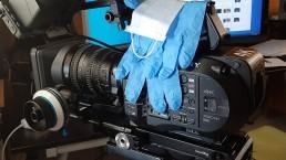 4k Media Service, Confinamiento