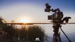 4k Media Service, Natura, Doñana, Operador de Cámara, Productora Audiovisual
