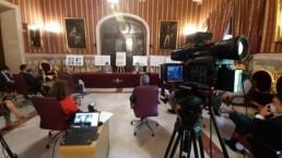 4K Media Service, Ayuntamiento de Sevilla.