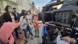 4k Media Service, Política, Operador de cámara, Productora Audiovisual, Sevilla, 2