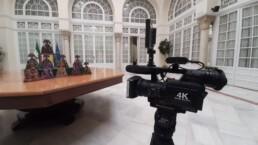 4k Media Service, Premios Amina, Operador de Cámara, Sevilla, Productora Audiovisual