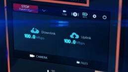 liveu 4k Media Service 2, Mochila 4G
